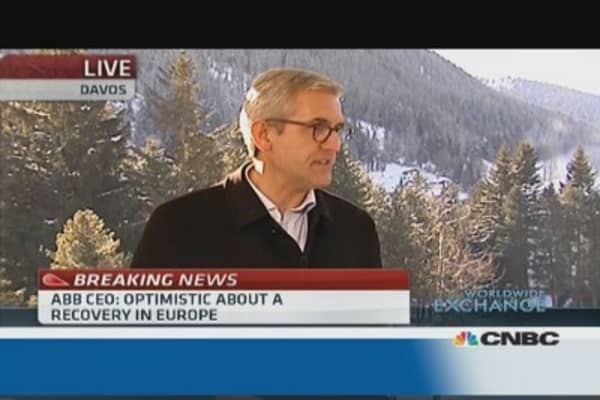 ABB's profit warning is operational: CEO