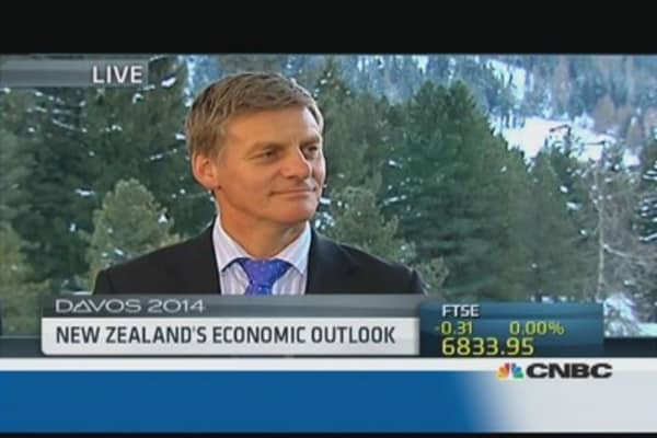 New Zealand spent a lot on reforms: Deputy PM