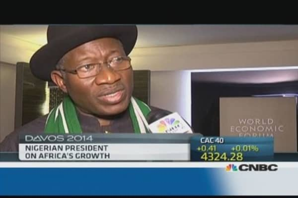 We must work to fight corruption: Nigeria's Presidentt