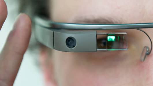 File photo: Google Glass