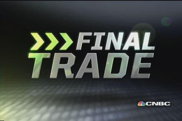 Fast Money Final Trade: EBAY, VZ, & APC