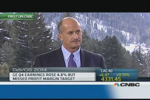 Manufacturing will continue to be important: GE CEO