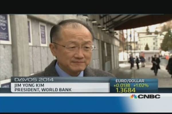 EM should be able to deal with tapering: World Bank