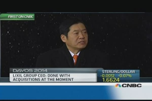 Abenomics is positive: LIXIL Group CEO