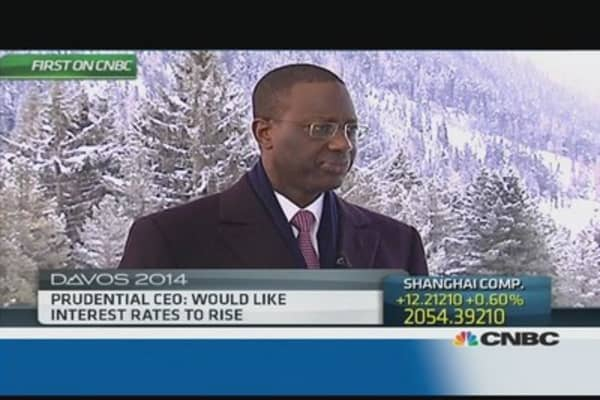 No slowdown in emerging markets: Prudential CEO