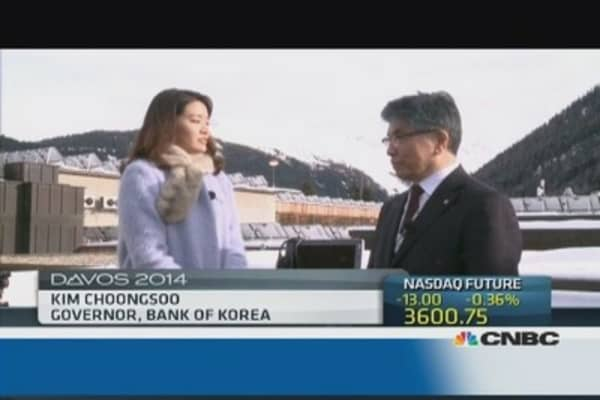 Competitive FX devaluation has 'consequences': Bank of Korea