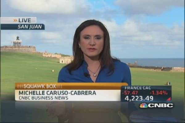 Should Puerto Rico be allowed to borrow?