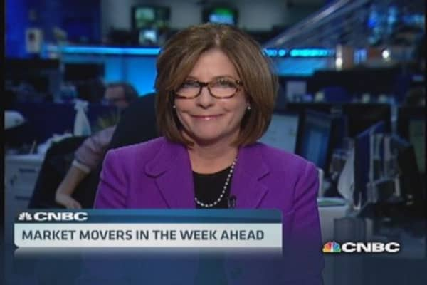 Week ahead: Fed expected to continue taper