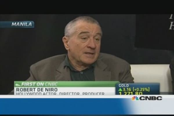 De Niro, Teper: Why Nobu is coming to Asia