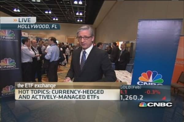 Bob Pisani is in ETF heaven