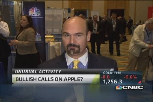 Big supply story for Apple: Trader
