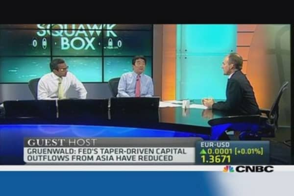 Fed to continue $10 billion taper: S&P