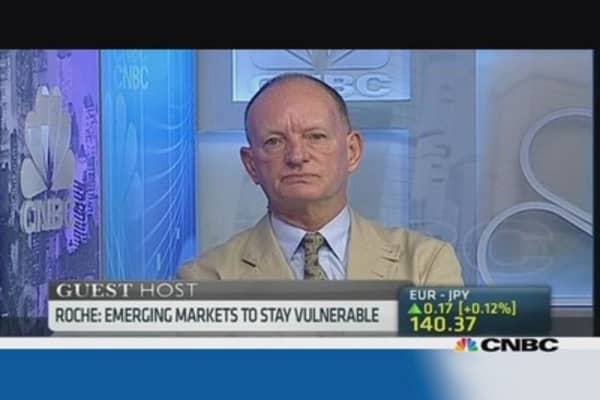 EM turmoil isn't likely to impact the Fed: Pro