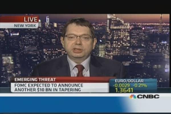 EM volatility was 'unexpected': Pro