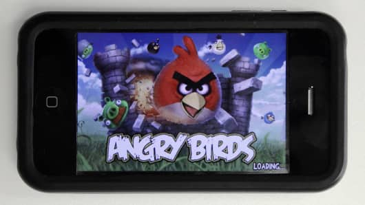 ANGRY BIRDS STARTUPS