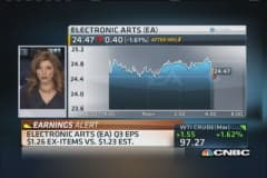 Electronic Arts Q4 earnings out