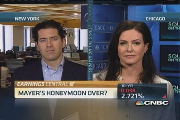 Honeymoon is over for Mayer: Pro
