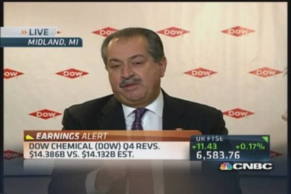 Buffett gave me kudos: Dow Chemical CEO