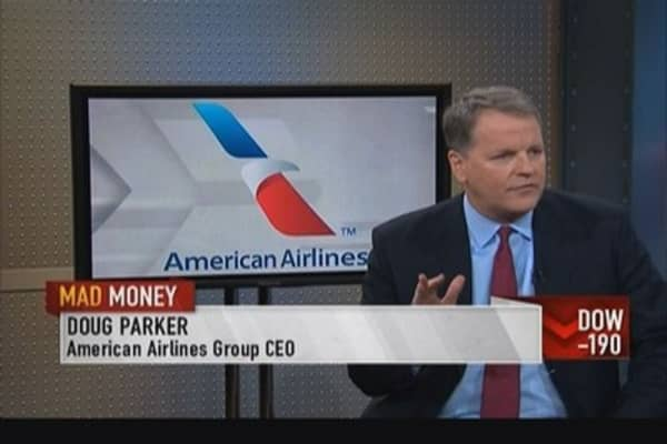 American Airlines CEO: Filling airplanes never a problem