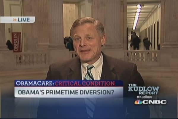 GOP health care plan gives real consumer choice: Sen. Burr
