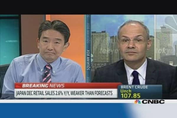 Japan sales tax hike won't derail economy: Pro