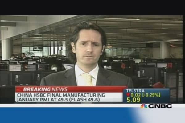 China needs supportive policy measures: HSBC