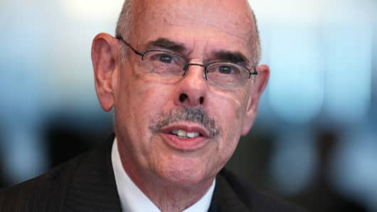 Rep. Henry Waxman in July 2013.