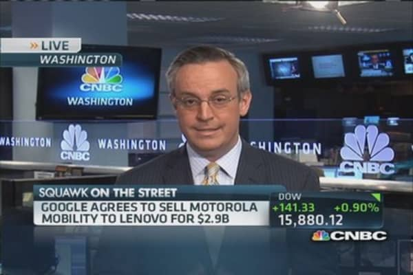 Concerns over Lenovo & Google deal