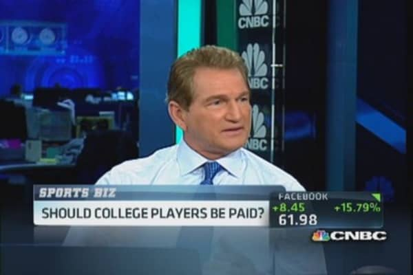 Joe Theismann on paying college players