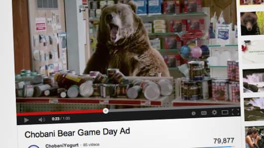 "Chobani ""How Matters"" ad on YouTube"