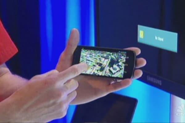 Tech Yeah! Lenovo makes its mobile move