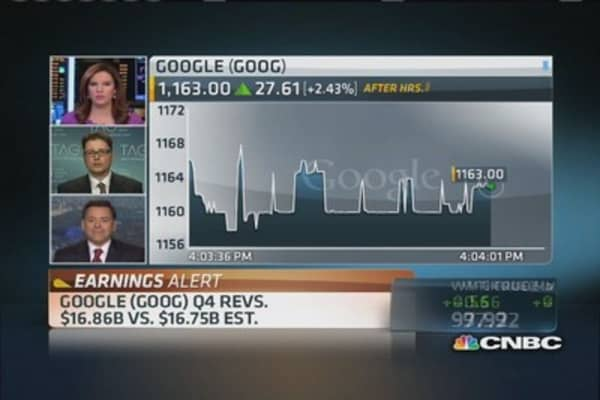 Not surprised Google missed on bottom line: Pro