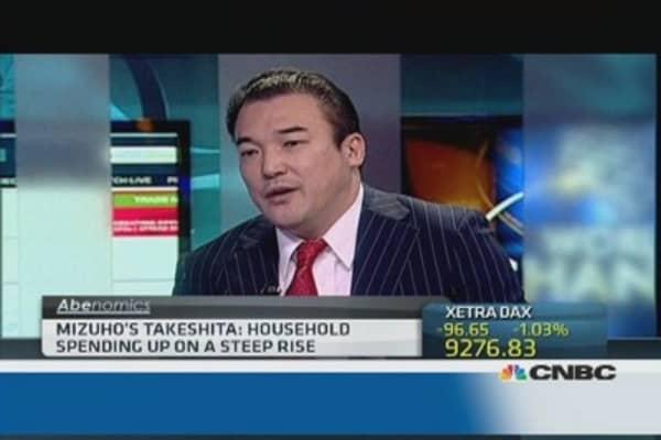Japan: 'Things are definitely on track'