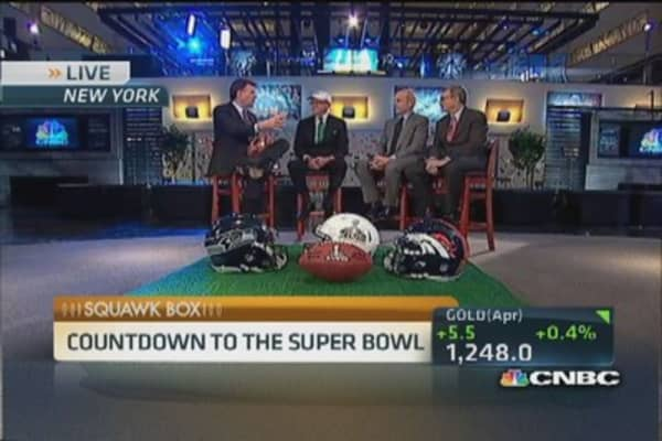 NY/NJ residents thrilled Super Bowl here: Tisch
