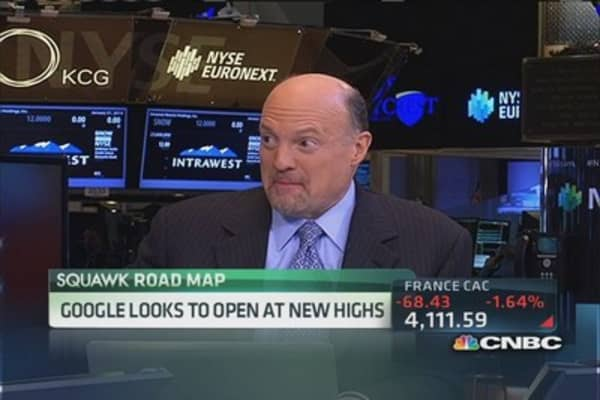 Cramer: Google 'is a monster'