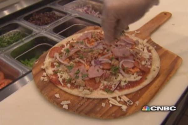 Chew & brew: Super Bowl pizza edition