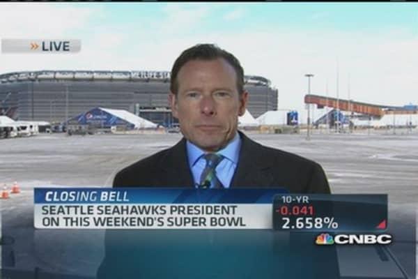 Seahawks Pres.: Winning Super Bowl is the pinnacle