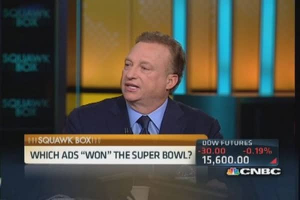 Super Bowl most 'tweeted' event in history: Expert