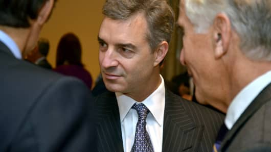 Dan Loeb, founder and chief executive officer of Third Point.