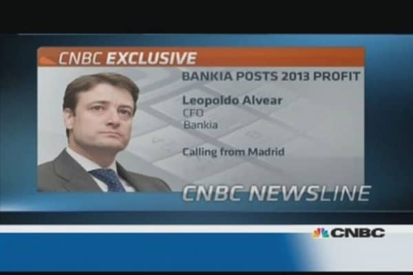 Bankia 'predictable and stable': CFO