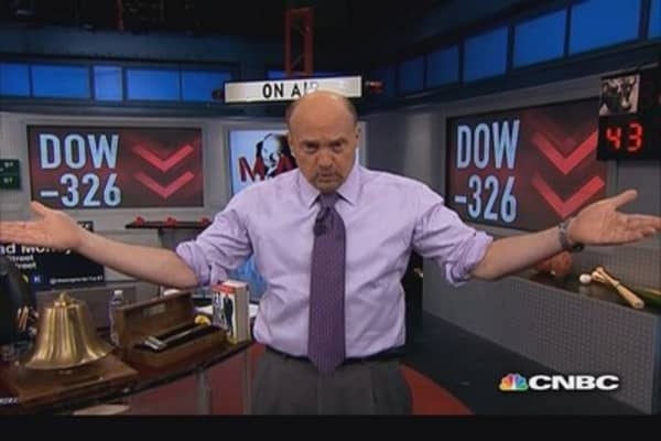 Emerging markets in severe downturn: Cramer