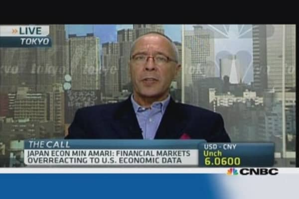 Nikkei selloff caused by first arrow: JPMorgan