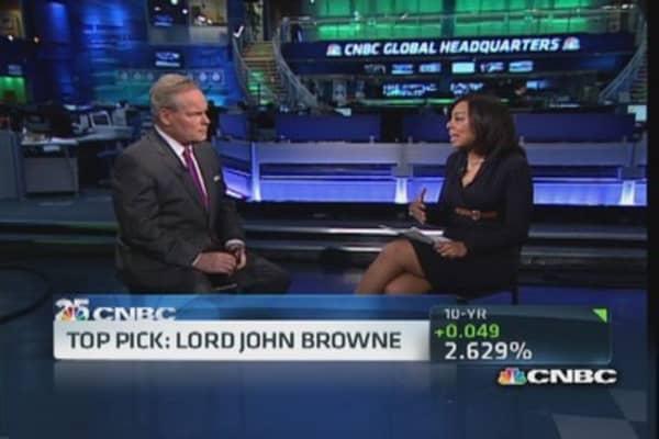 CNBC Top 25: Lord John Browne