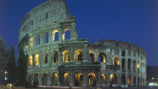 Rome colisuem