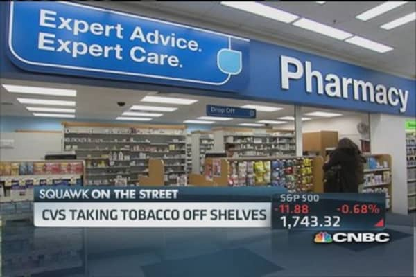 CVS sets new standard