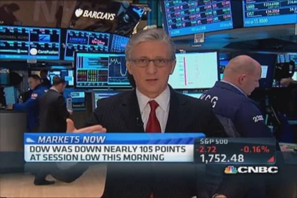 Pisani: Hoping for decent jobs report