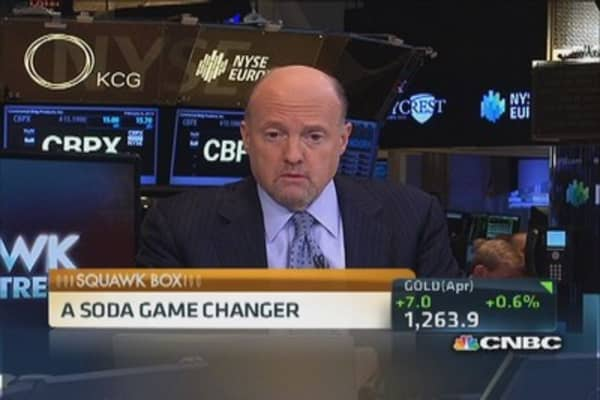 Cramer's stocks to watch: GMCR & KO