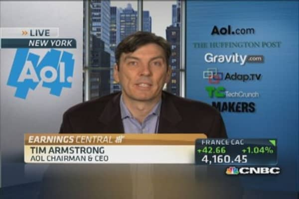 AOL Chief: Obamacare costs leads to 401(k) tweak