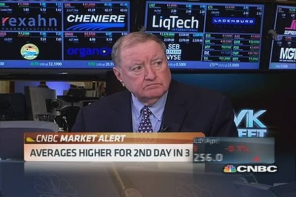 Cashin: Market in very critical area