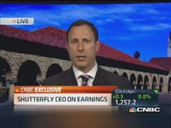 Shutterfly CEO on 'great' quarter